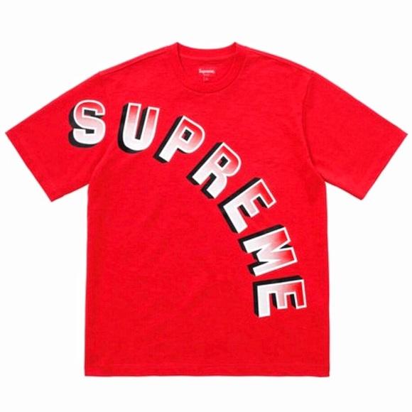 4840740a2955 Supreme - Gradient Arc Top T-Shirt